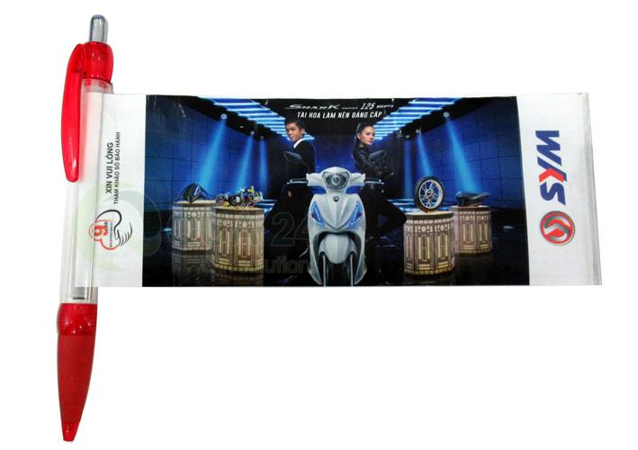 Bút bi Banner làm quà tặng quảng cáo cho công ty