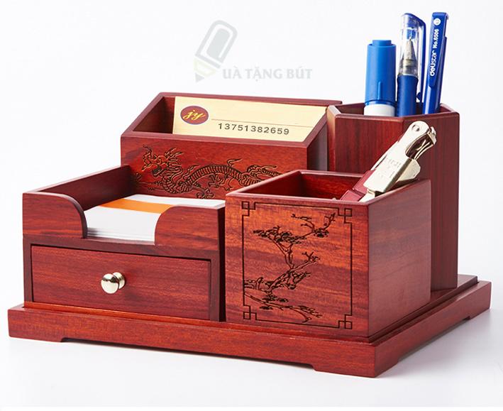 hộp gỗ để bàn